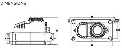 Condensate Drain Pump, PC-125A, 230V