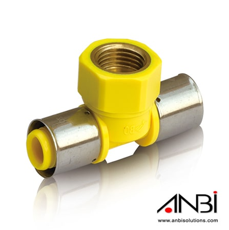 Multilayer pipes and PPSU fittings for indoor gas systems